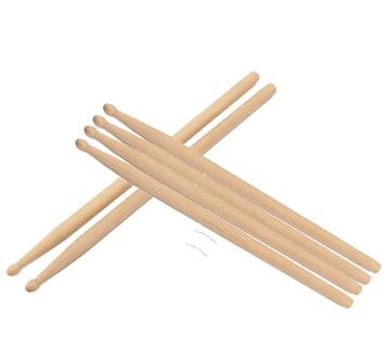 SALE!  5A Wood Drum Sticks