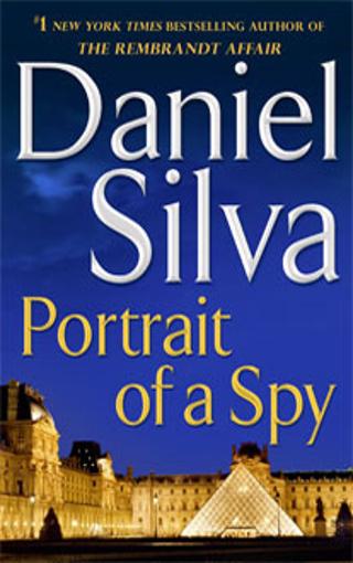 CD Audiobook!!! Portrait of a Spy (Gabriel Allon)by Daniel Silva