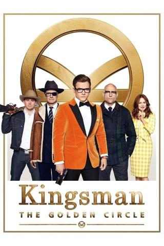 Kingsman: The Golden Circle digital copy
