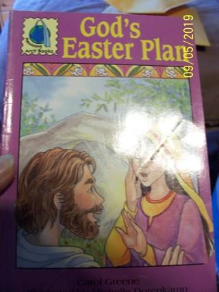 GOD'S EASTER PLAN