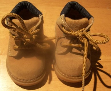 Toddler's Hiking Boots by Smartfit. Size 3