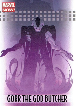 2013 Marvel Now Collectible Card #33 Gorr The God Butcher