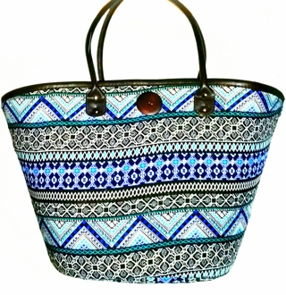 NEW! The Extra Large Beautiful BELIZE Tote!