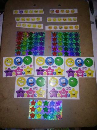 Sticker Lot #2