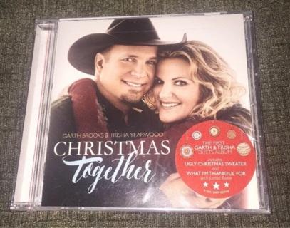 Christmas Together Garth Brooks and Trisha Yearwood Cd
