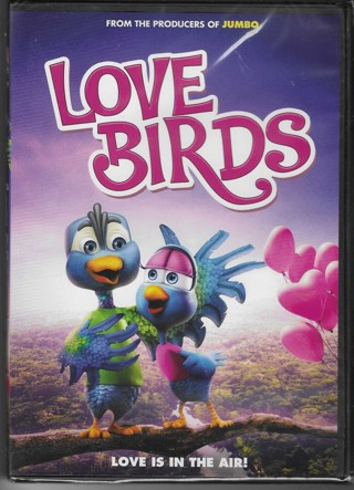 Brand New Never Been Opened Love Birds DVD