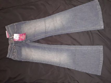 NWT! Girls Flare Jeans size 8