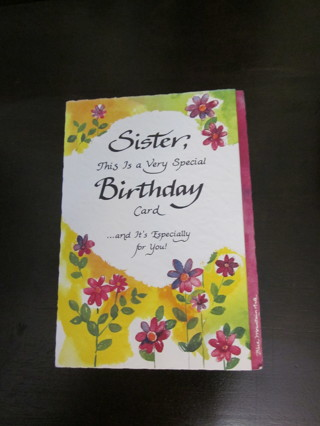 Free Beautiful Sister Birthday Card By Blue Mountain Arts No