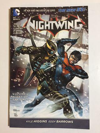 ✹ DC Comics NIGHTWING #2 Night Of The Owls(2014)