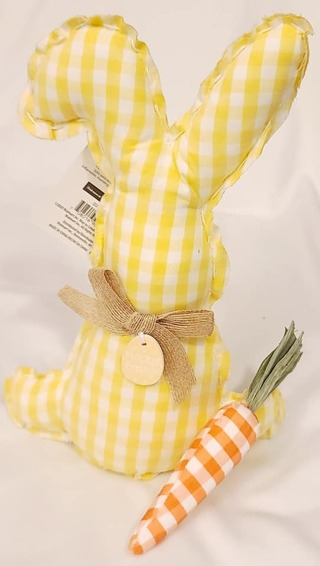 EASTER BUNNY DECOR BRAND NEW WITH TAGS *L@@K*