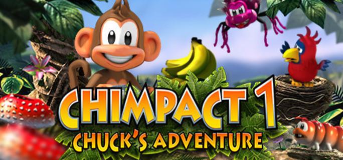 Chimpact 1 - Chuck's Adventure = Steam Key