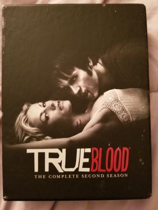 True Blood DVD season 2