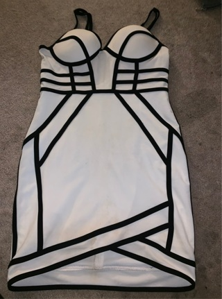 Charlotte Russe dress size-Medium