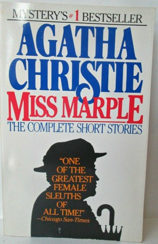 Miss Marple : The Complete Short Stories by Agatha Christie(Paperback)