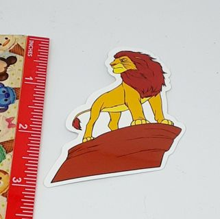 Lion King disney Large Sticker Decal NEW cute