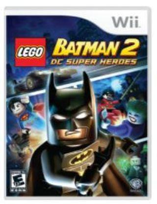 (Wii Game) LEGO Batman 2: DC Super Heroes Video Game