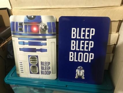 ** Star Wars: R2D2 mini posters **
