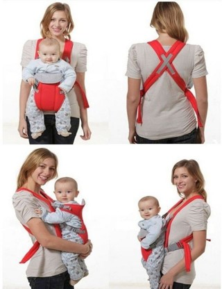 Brand New Multi Carry Style Baby Carrier!