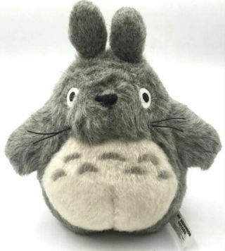 RARE TOTORO Plush Anime Stuffed Doll Animal Toy Game STUDIO GHIBLI
