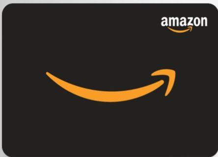 $$$$$$$ 5.00 AMAZON GIFT CARD$$$$$