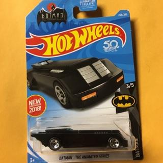 Hot Wheels - Batmobile : The Animated Series