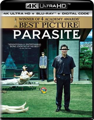 Parasite (Digital 4K UHD Download Code Only) *Best Picture Winner* *Bong Joon-Ho*