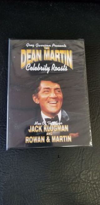Celebrity roasts DVD