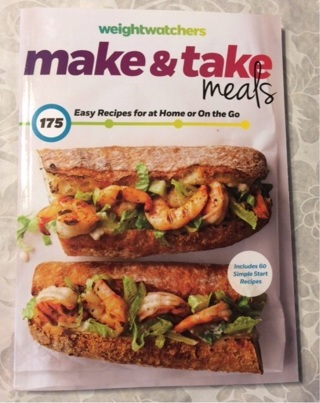 Weight Watchers Make & Take Meals Cookbook