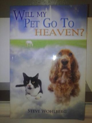 AWESOME BOOK FOR A LOSS OF A FURRY FRIEND. FOR ADULTS