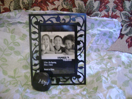 Free Picture Frame312 X 5 Inspirational Stone Other Home