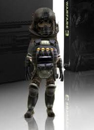 Free: Xbox Live MW3 Juggernaut Avatar Outfit (Female