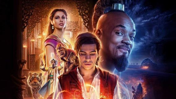 Aladdin 2019 Google Play Code