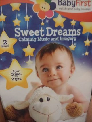 Baby first sweet dreams DVD