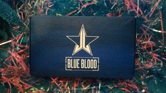 ☆Jeffree Star BlueBlood palette☆