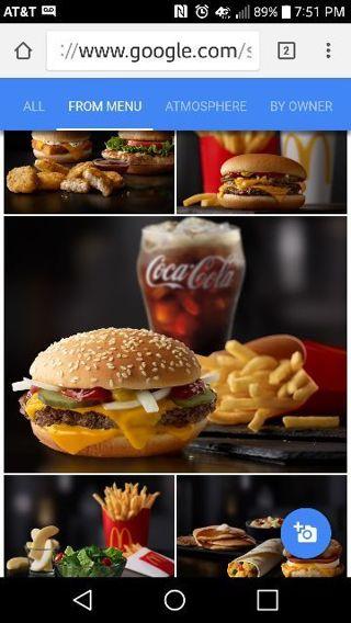 $10 McDonalds physical card