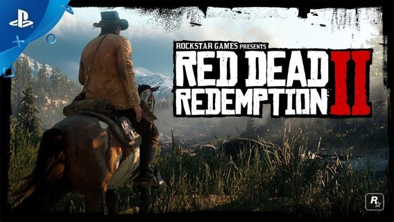 RED DEAD REDEMPTION 2 - PLAYSTATION