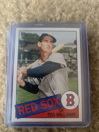 Ted Williams 2013 Topps Archives #120 Boston Red Sox