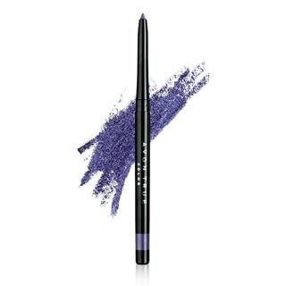 1 New Avon Glimmerstick eyeliner Purple Rain with Sparkle