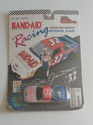 1995 Racing champions band-aid racing dale Jarrett die cast