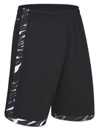 NEW Elastic Basketball Breathable Running Shorts With Pocket Loose Zipper Shorts For Men Summer