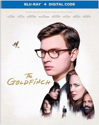 The Goldfinch HDX Movies Anywhere, vudu digital code