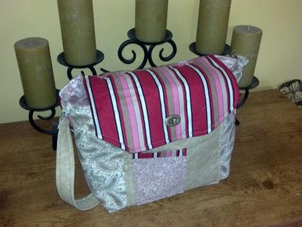 Free Walker Bag Purse Stroller Pattern