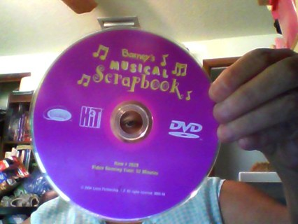 Free Barneys Musical Scrapbook Dvd Dvd Listia Auctions For