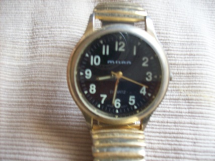 Milan Quartz watch