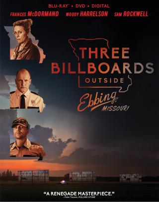 Three Billboards Outside Ebbing, Missouri MA HD Digital Copy Code