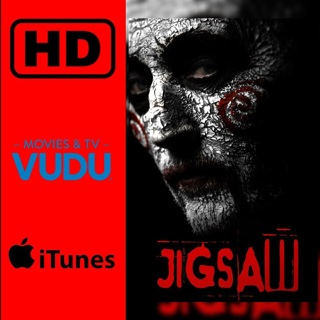 Jigsaw Digital HD movie code MA/VUDU