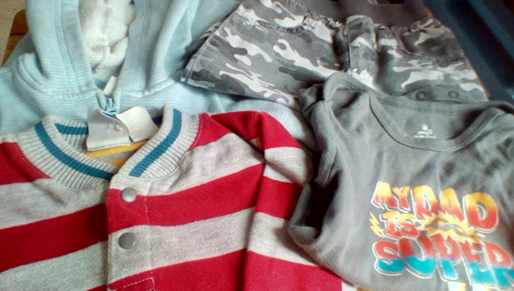 Infant Size (12-18) Months Clothing: GUC