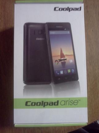 Coolpad Arise 4 Android Phone Nib