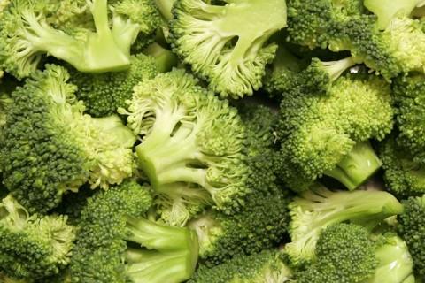 organic heirloom Green Calabrese Broccoli 25 Seeds-GARDEN FRESH!
