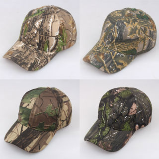 Tactical Baseball Cap Army Hunting Hiking Hats Wargame Camouflage Sniper